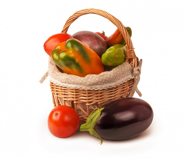 raw plant foods counteract eczema