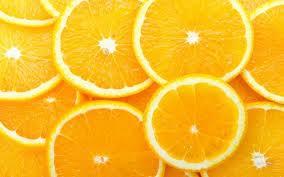 orange body butter