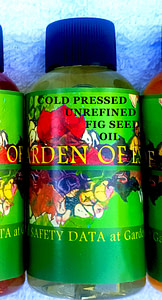 UNREFINED FIG SEED OIL