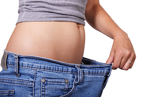lose weight eating organic foods