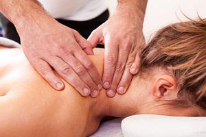 massage lifts depression